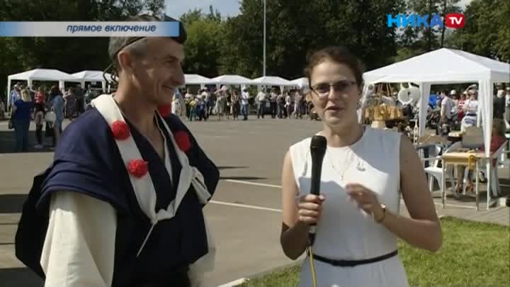 Все под одним флагом: ВМалоярославецком районе проходит фестиваль «Россия— наш единый дом»