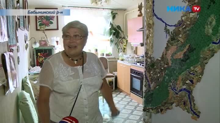 Дом избывшей зоны иогромный питомник растений: Медиатур «Ники» вБабынинском районе