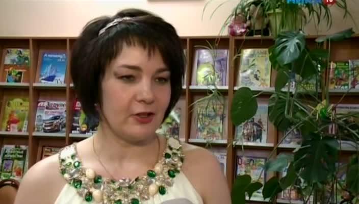 В Калужской детской библиотеке прошла библионочь