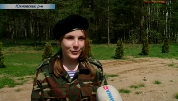 Калугу и Юхнов соединил автопробег по местам боевой славы «Память наших сердец»