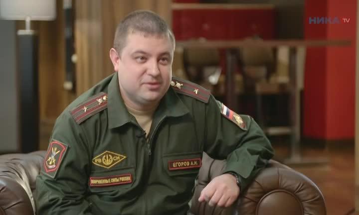 Как живете, земляки? Гвардии майор Козельской ракетной дивизии Андрей Егоров
