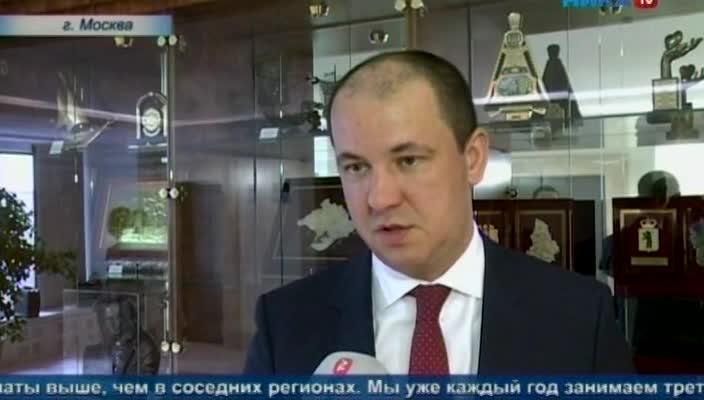 В Совете Федерации обсуждают успехи и проблемы Калужской области