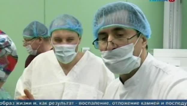 Ведущие хирурги Калужской области поделились опытом