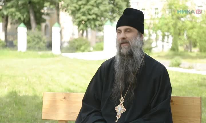 Как живете, земляки? Наместник монастыря Свято-Тихоновой пустыни архимандрит Тихон