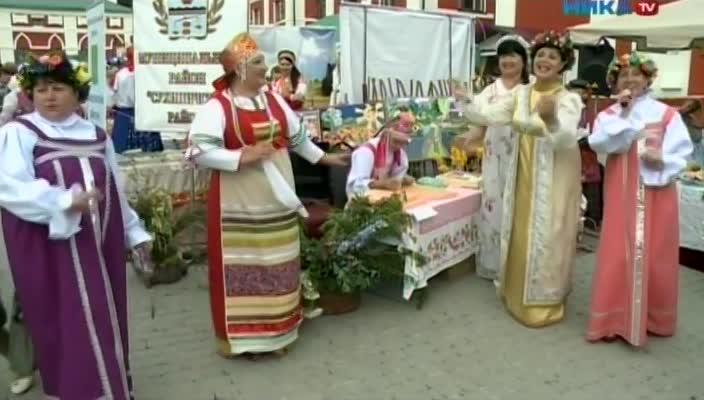 В Гостином дворе прошел праздник, посвященный Дню образования Калужской области