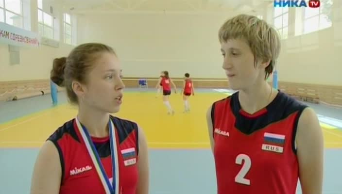 Калужские волейболисты успешно выступили на чемпионате мира в Вашингтоне