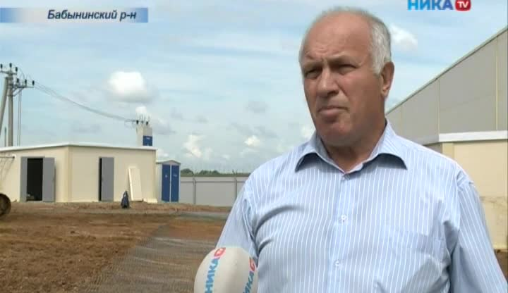 Крупный поставщик мяса  - свинокомплекс в Бабынинском районе расширяет производство