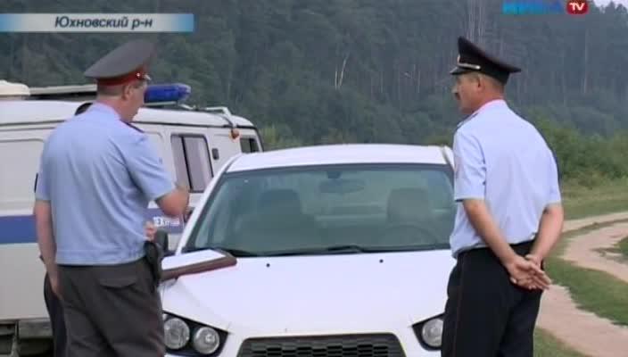 Семейный отдых у реки в Юхновском районе обернулся трагедией
