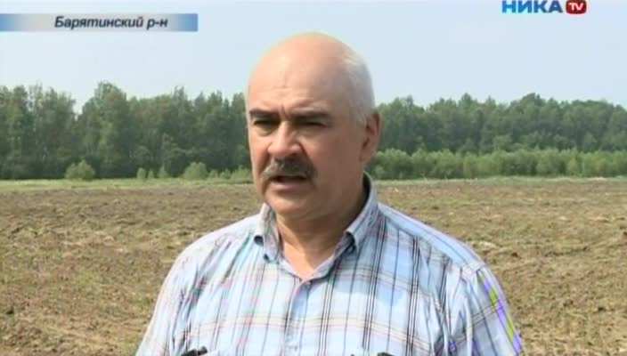 Заброшенные земли в Мосальском и Барятинском районах вернули в умелые руки