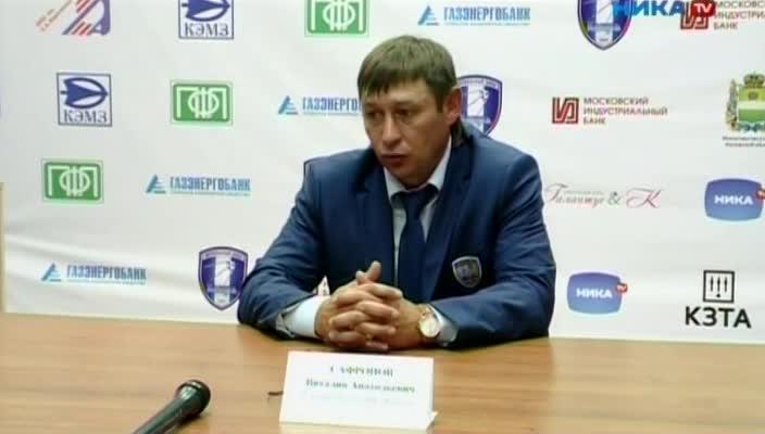 Футбольный клуб «Калуга» одержал вторую домашнюю победу в этом сезоне