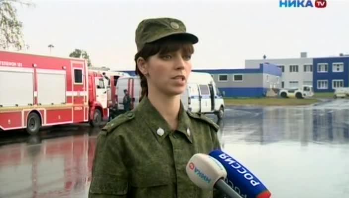 В аэропорту «Калуга» «террористы» захватили заложников и попытались скрыться с деньгами
