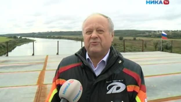 Калугу посетил заместитель председателя правительства Республики Беларусь Анатолий Калинин