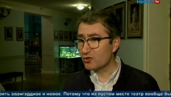 В Калуге Тбилисский театр имени Грибоедова закрыл фестиваль старейших театров России