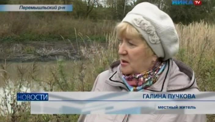 Около тысячи жителей Перемышля не один год живут в аромате канализации