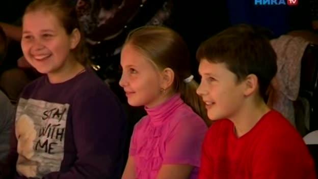 В Калужском драмтеатре прошла генеральная репетиция спектакля для юных зрителей «Приключения Буратино»