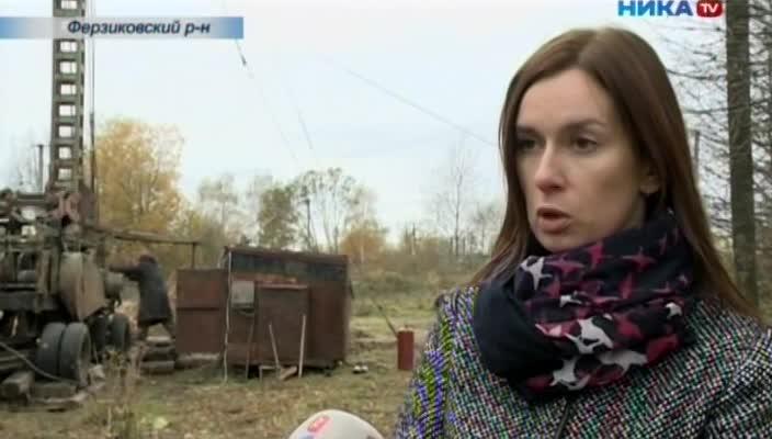 С середины сентября жители поселка Богданино перестали пользоваться кранами