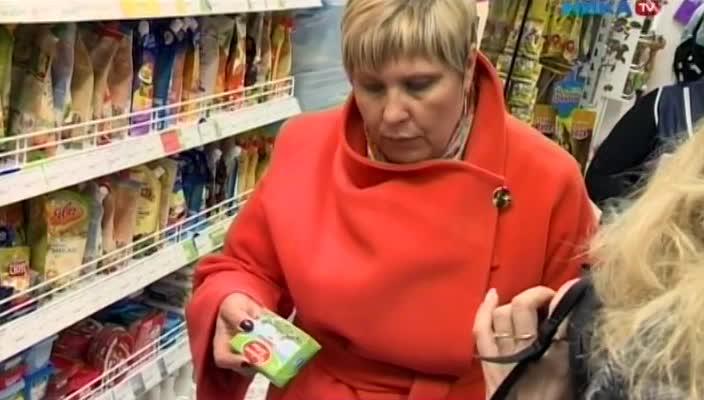 «Народный контроль» проверил соответствие цены и качества сливочного масла в сетевых магазинах Калуги