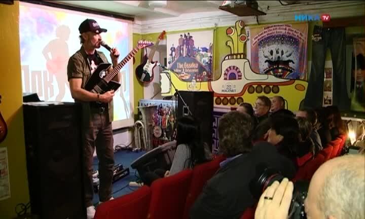 Ламповые  вечера в «Рок-подвале» Калуги собирают ценителей музыки