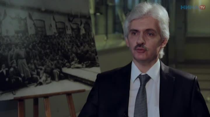 Военный историк Андрей Кручинин