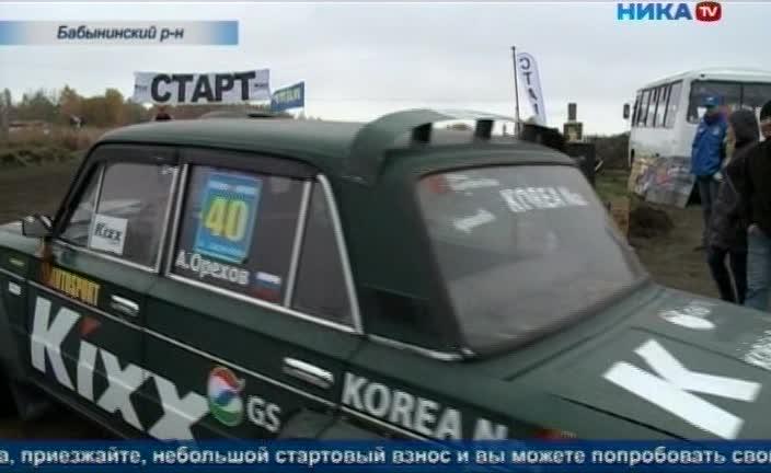 На аэродроме «Орешково» в Бабынинском районе прошли соревнования по ралли-спринту
