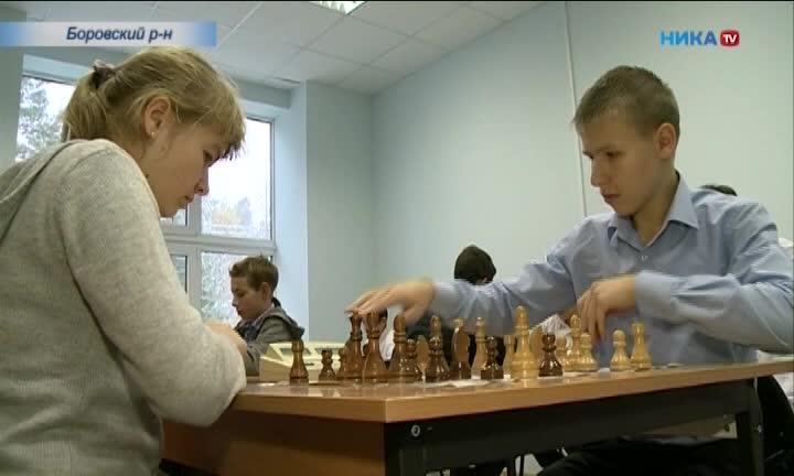 Юные боровчане смогут заниматься спортом в новом оборудованном зале