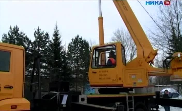 Сотрудники Калужского водоканала и Аварийно-восстановительной службы испытывают новую технику