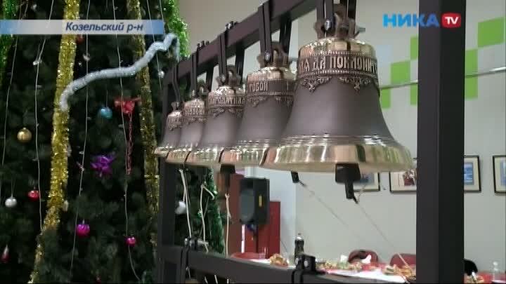 В дни Рождественских Святок Козельская православная гимназия устроила большой бал