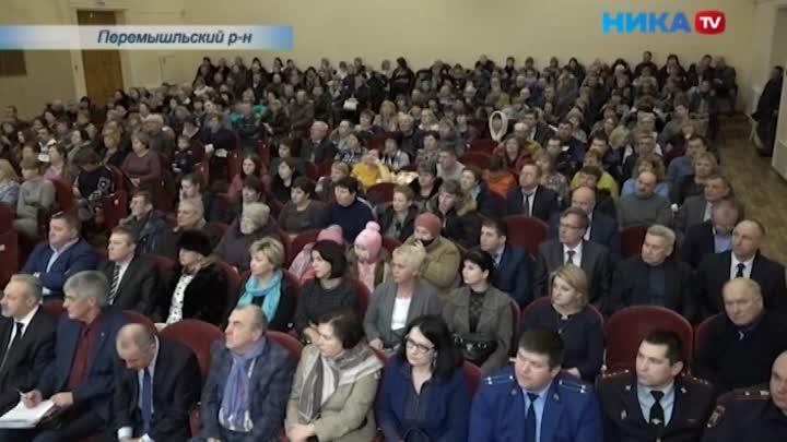 Глава Перемышльского района рассказала о достижениях муниципалитета