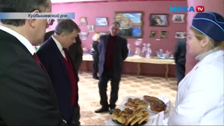Поголовье крупного рогатого скота в Куйбышевском районе выросло в пять раз