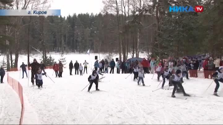 Лыжная гонка памяти Владимира Шелаева прошла в Кирове