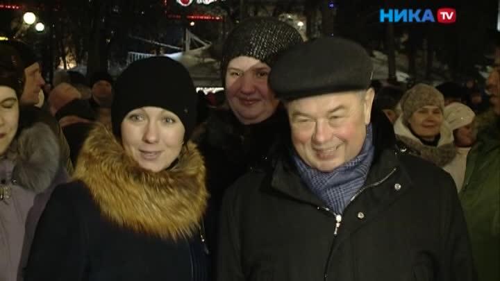 В Калуге отметили четвёртую годовщину присоединения крымского полуострова и Севастополя к России