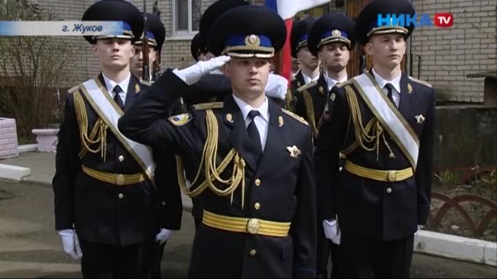 В Жукове начались праздничные торжества, посвященные Дню Победы