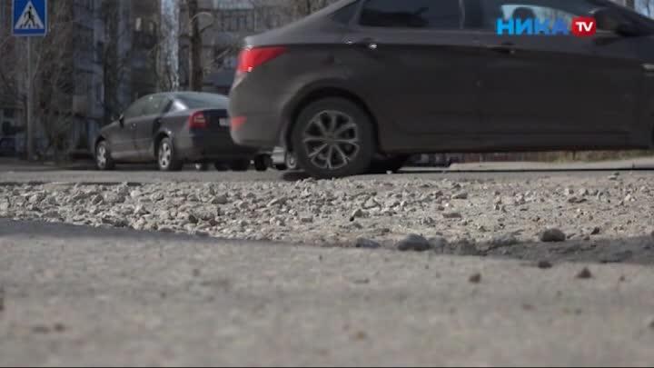 Корреспонденты Ники ТВ провели «ямочный рейд» по дорогам Калуги