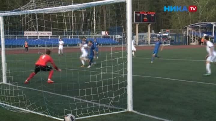 Калужские футболисты на домашнем поле приняли белгородский «Энергомаш»