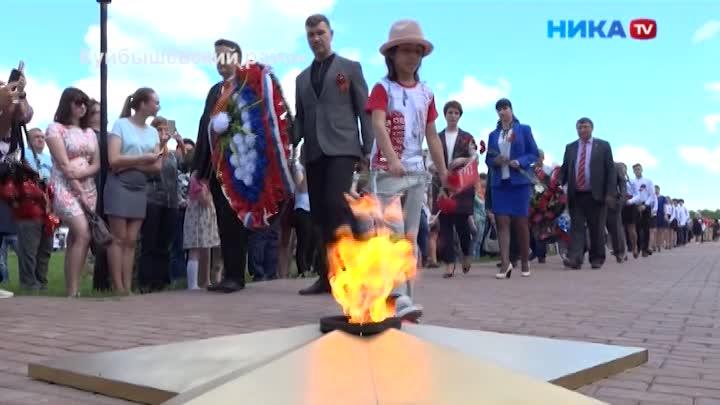 Родственники павших на Безымянной высоте бойцов приехали почтить память предков