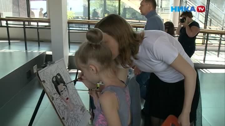 В Калуге прошел благотворительный Фестиваль «Маркер»