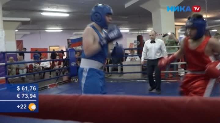 70 боксеров сразились за кубок городского головы Калуги