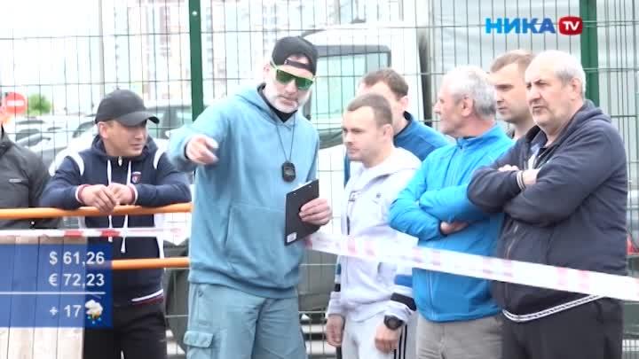 ВКалуге прошли соревнования пофункциональному многоборью