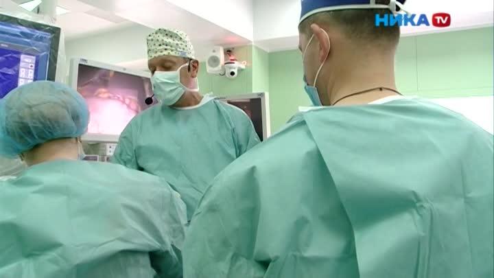 Пациент стал участником мастер-класса для хирургов