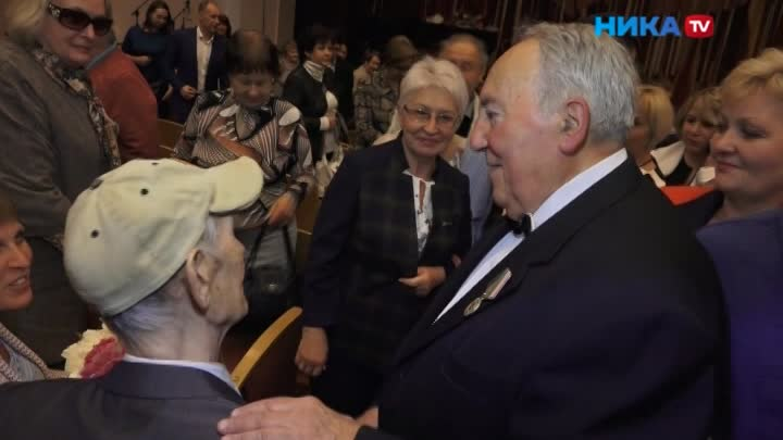 Калужский вокалист Вильям Тантлевский отметил юбилей