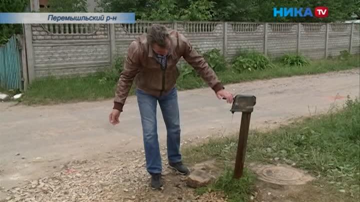 В Горках построили новую скважину, проблемы с водой должны остаться в прошлом