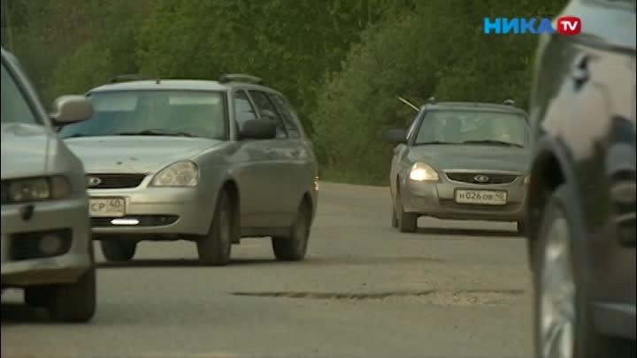 Капитального ремонта дороги наШопино можно неждать