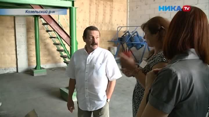 Приехал искать вдохновение: Геннадий Скляр посетил Козельский район