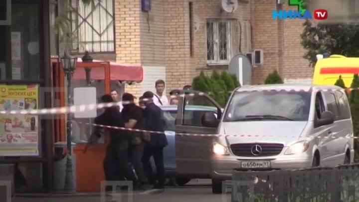 Калужанин захватил заложницу встоличном магазине итребовал 300 тысяч