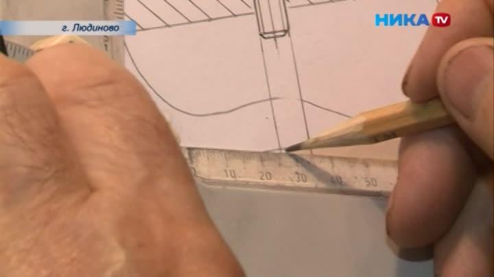 Ценный кадр: Больше полувека Николай Огурцов строит поезда