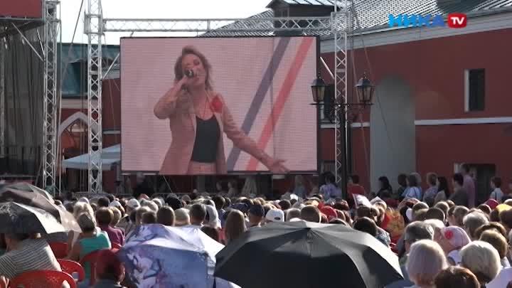 Громкая точка: Большой концерт вГостином Дворе кфиналу Дней Москвы