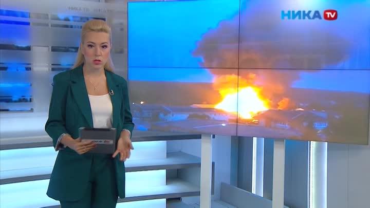 Ивновь полыхает: ВМалоярославце вшестой раз горели общежития