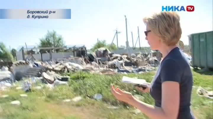 Хозяева ушли, мусор оставили: Вдеревне Куприно жители борются засвое здоровье