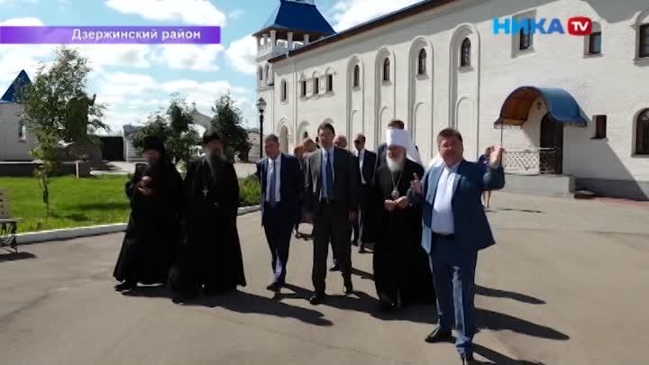 Один день представителя президента: Игорь Щеголев побывал вКалужской области