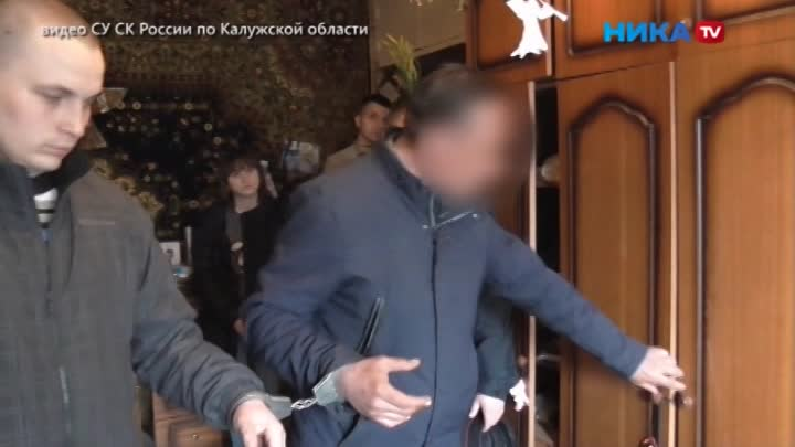 Житель Обнинска расправился ссожительницей иеедочерью, атрупы хранил набалконе